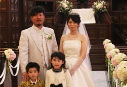 恭兵さん綾子さんウエディングパーティーレポート