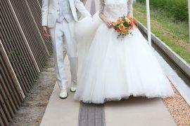 山形 酒田 写真撮影で行う結婚式 フォトウエディング プラン